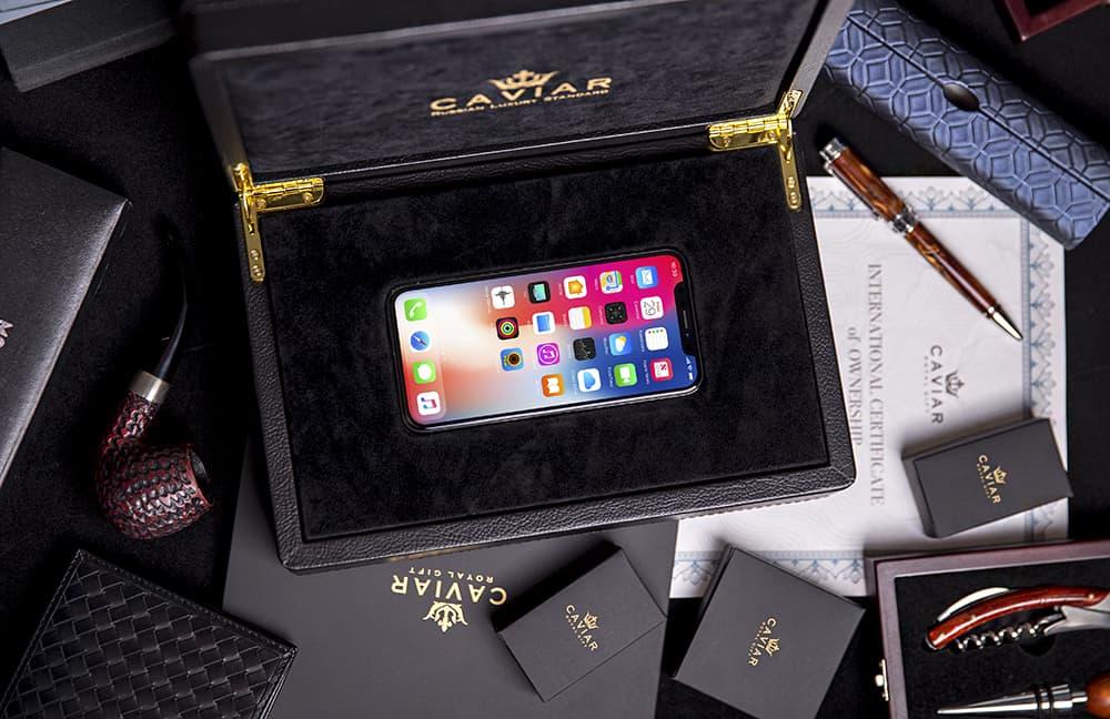 Cena tejto luxusnej edície iPhonu X sa pohybuje v rozpätí od 4700 dolárov  do 5000 dolárov v závislosti od veľkosti interného úložiska. 1d07faa9d00