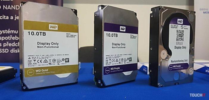 SSD disky sú lacnejšie, pomaly ale narazia na kapacitné limity
