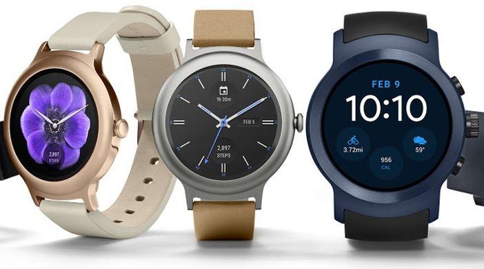 LG Watch Timepiece  Hodinky s WearOS e633d1dc582