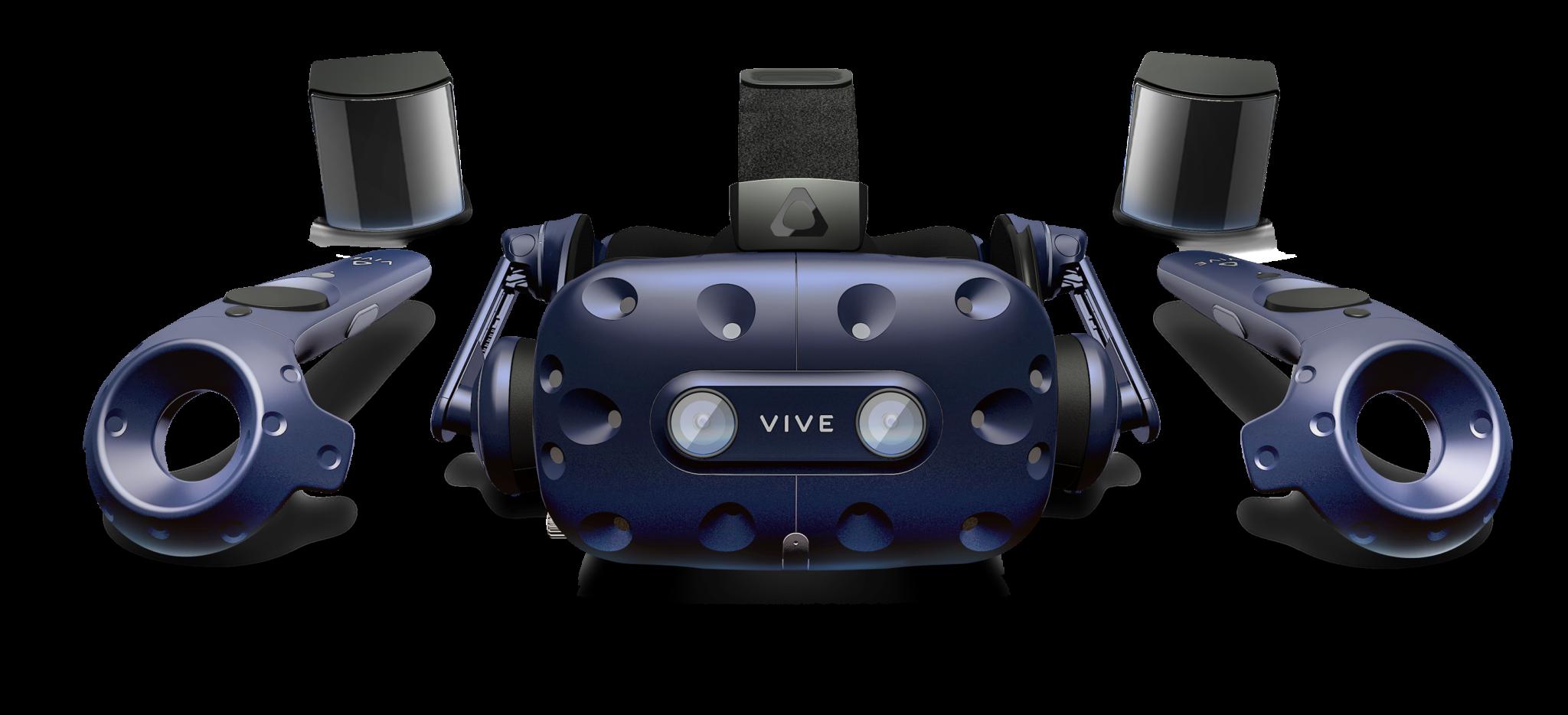 eed2671cf HTC predstavilo profesionálne balenie hernej konzoly Vive Pro | TOUCHIT