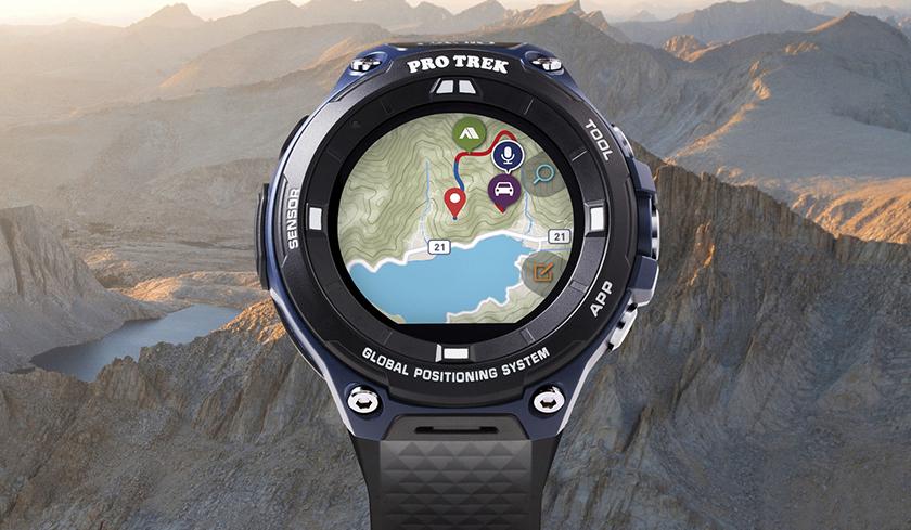 Casio predstavilo lacnejšiu verziu turistických hodiniek s Wear OS ... af2bd68f270