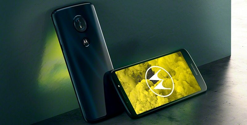 Motorola Moto G6 Play receives an update to Android 9 Pie in Slovakia