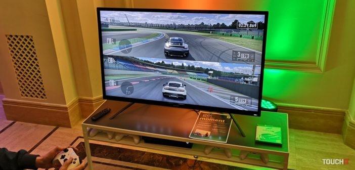 Vyskúšali sme poriadny monitor pre konzolových hráčov. Možno vám nahradí aj televízor
