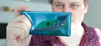 Recenzia Sony Xperia XZ2: Ide si svojou cestou