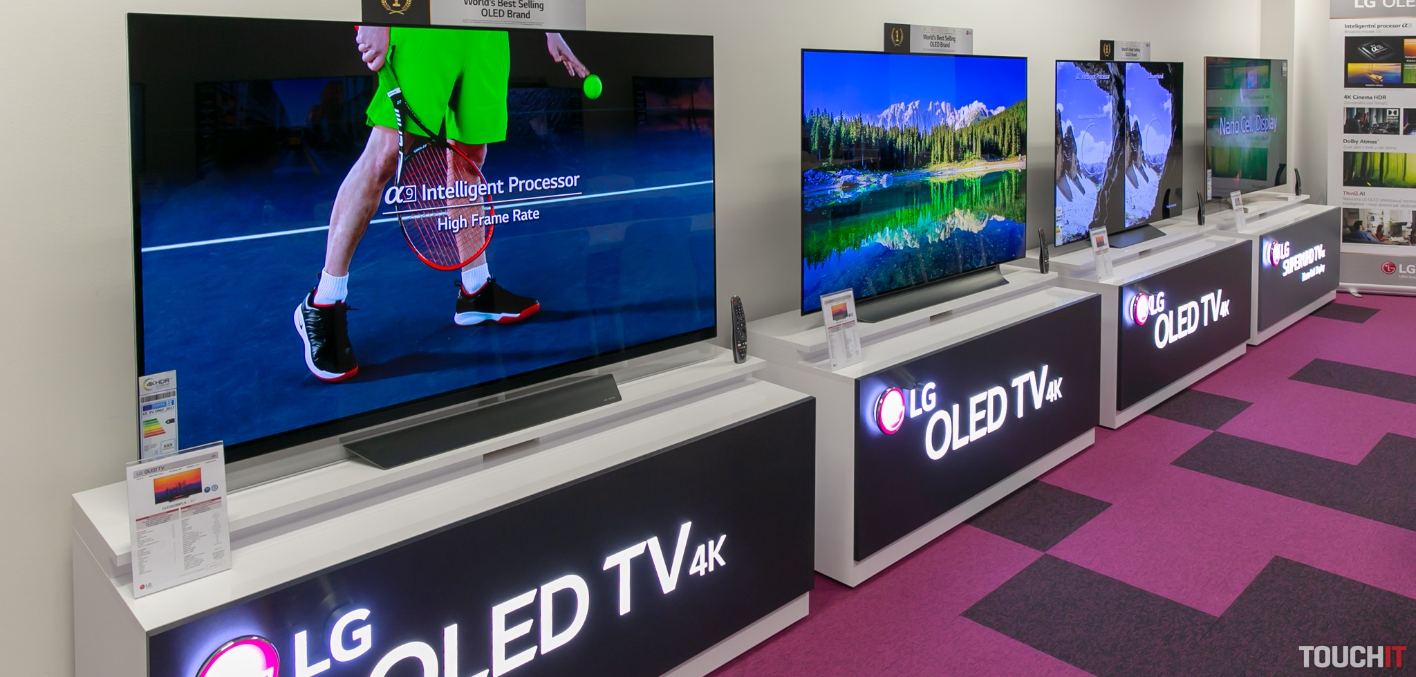 1b66fed22 VIDEO TOUCHIT: LG predstavuje nové televízory so zameraním na kvalitu obrazu