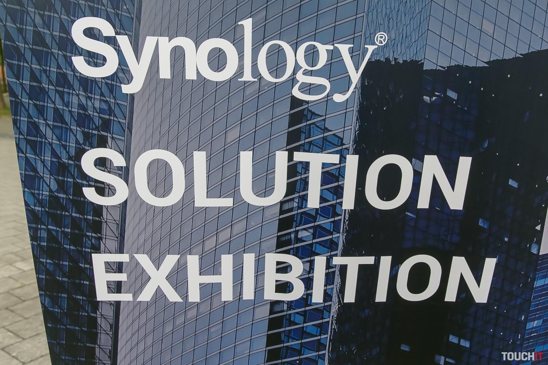 Spoločnosť Synology na Solution Exhibition 2018 predstavila