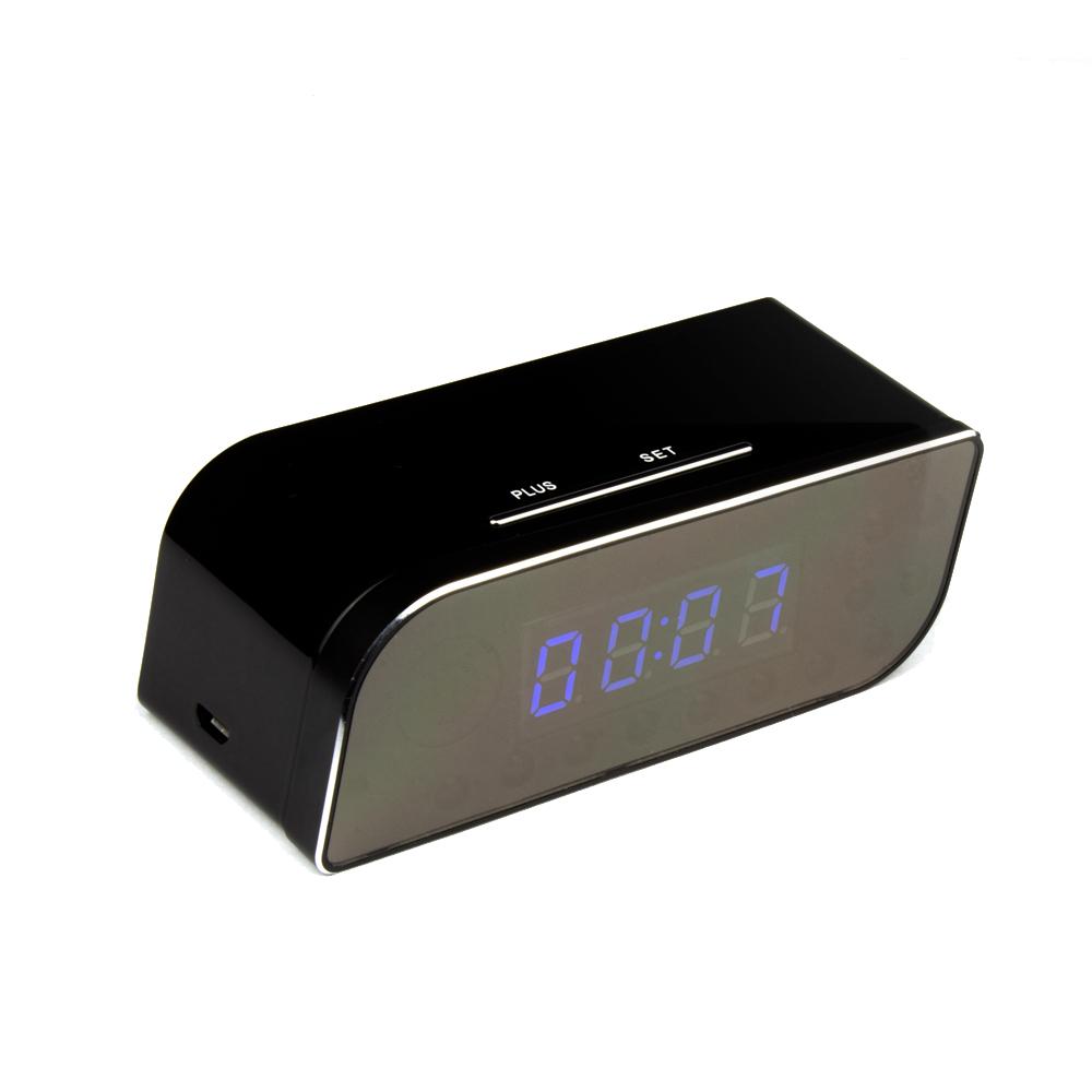 f1b51bceb Moderný dizajn digitálnych stolových hodín nevzbudzuje žiadne podozrenie,  že by sa v nich mohlo ukrývať dômyselné zariadenie na záznam obrazu aj zvuku .