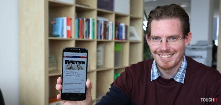 Recenzia Motorola Moto e5: Lacný smartfón s dobrou výdržou