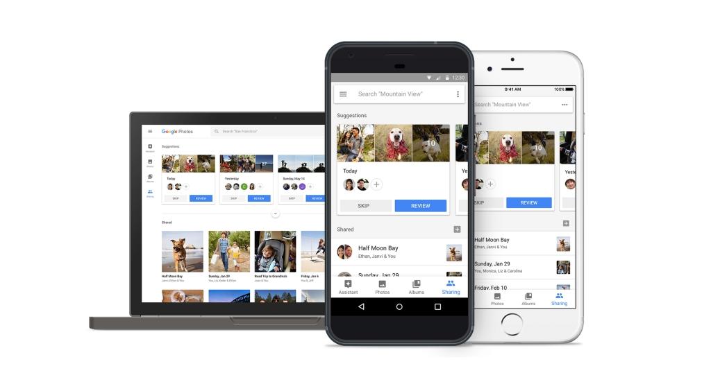 Google Fotky sú výbornou službou na zálohovanie fotiek