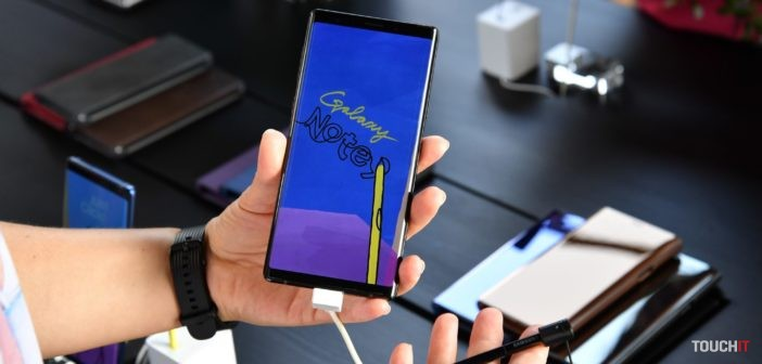 Samsung Galaxy Note 9 – Prvé dojmy + video