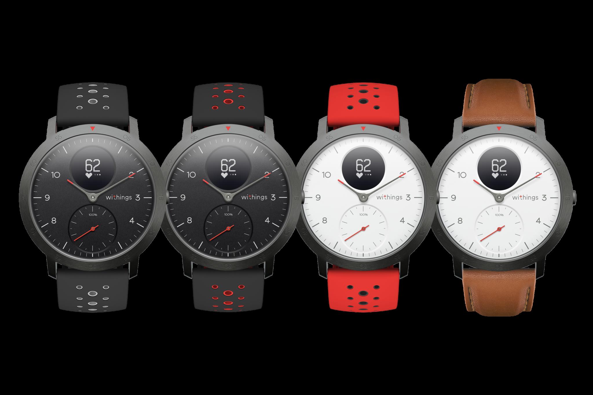 Withings Steel HR Sport  Vkusné smart hodinky s množstvom užitočných funkcií c4345ae1385