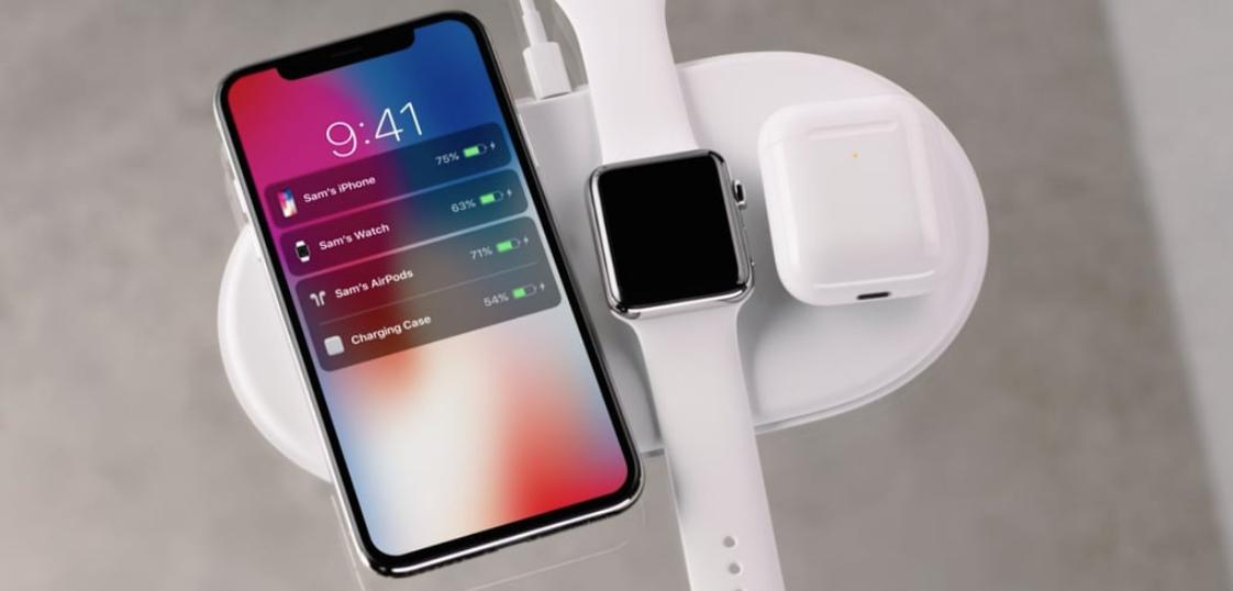 Apple AirPower nabíjačka sa opäť pripomína. Patent prezrádza nové  inteligentné funkcie 6232c695fba