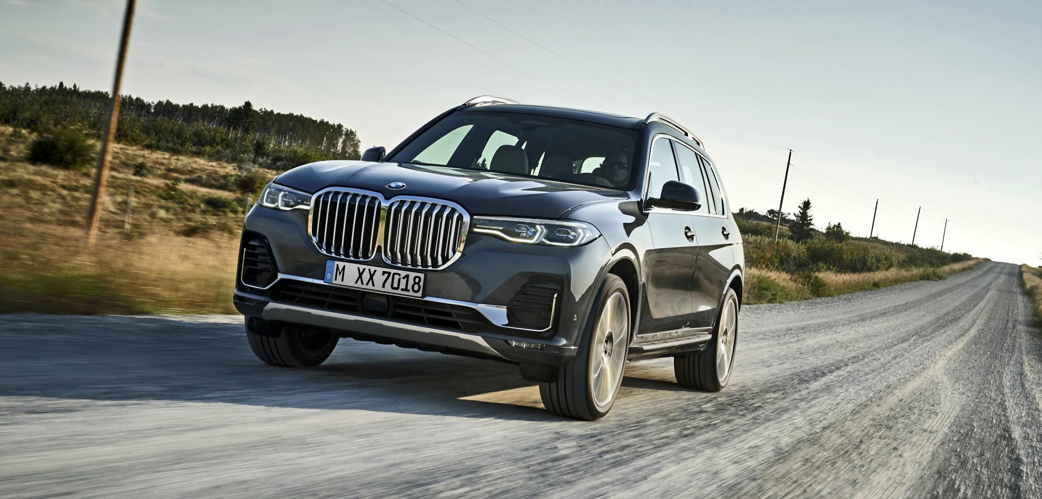125510f15b Čo prináša nové BMW X7