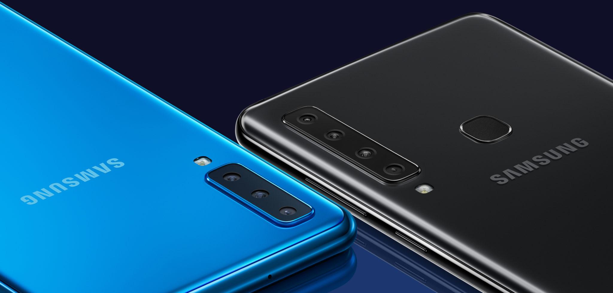 8fad51843 Samsung nezaháľa: Galaxy A9 má štyri fotoaparáty na zadnej strane. Poznáme  cenu a dostupnosť u nás (video)