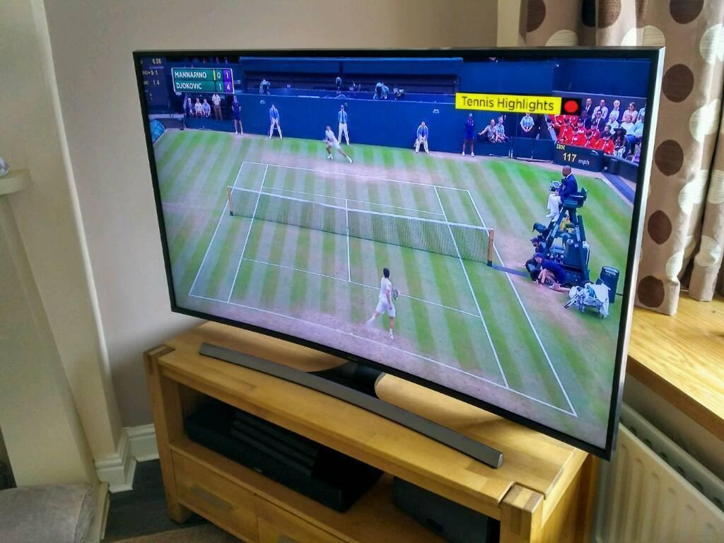 f981fb8c1 Takto môžu vyzerať tenisové čiary na zakrivenom televízore