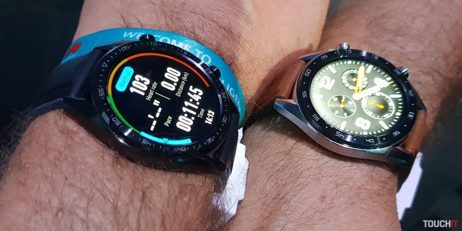 119e1fde1 Hodinky Huawei Watch GT oficiálne: Vydržia až mesiac na jedno nabitie,  poznáme slovenské ceny (video)