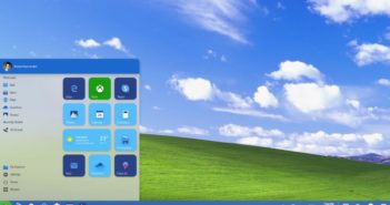 windows 11 / XP illustration