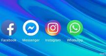 Facebook, Messenger, Instagram, WhatsApp