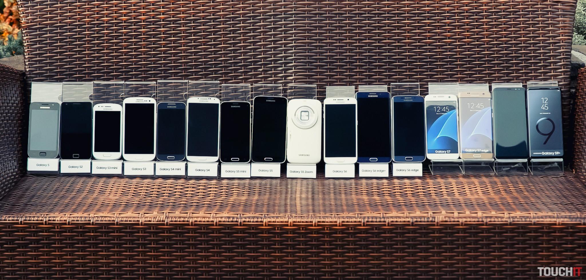 d8f359f56 Ako sa vyvíjali telefóny Samsung Galaxy S? A čo očakávať od Galaxy S10?