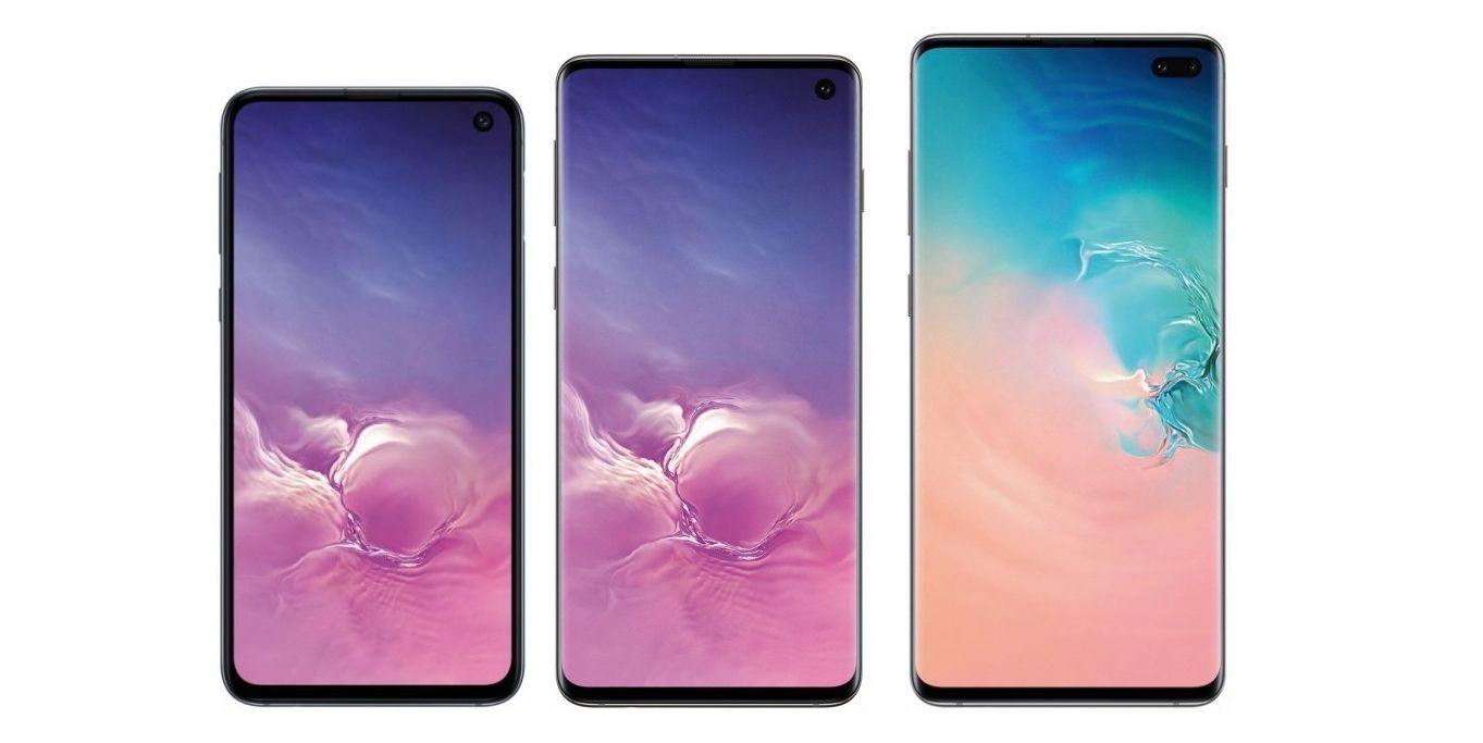 13f420482b Toto sú kompletné špecifikácie všetkých troch smartfónov radu Samsung  Galaxy S10