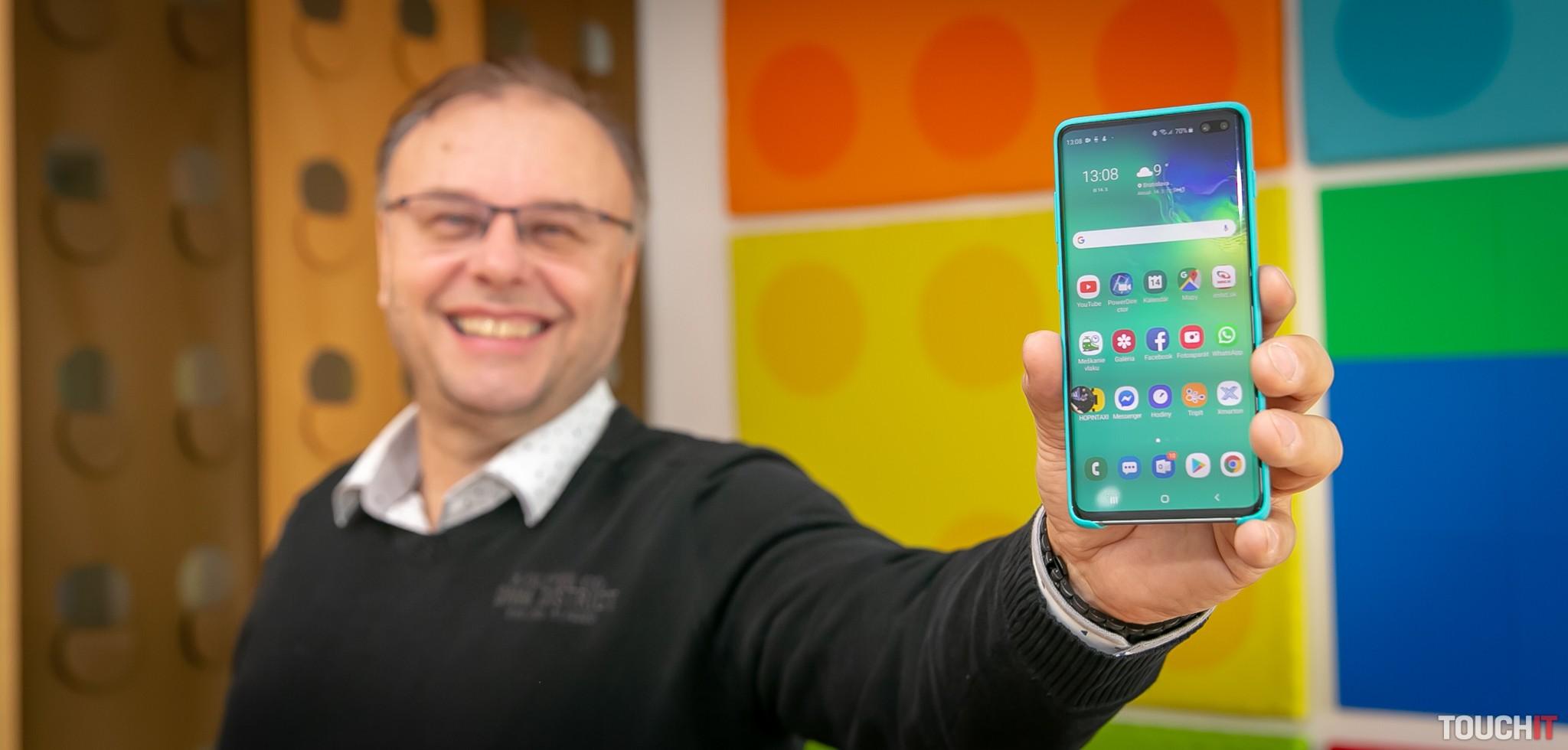 c934531451ca Samsung Galaxy S10+  dlhodobé skúsenosti