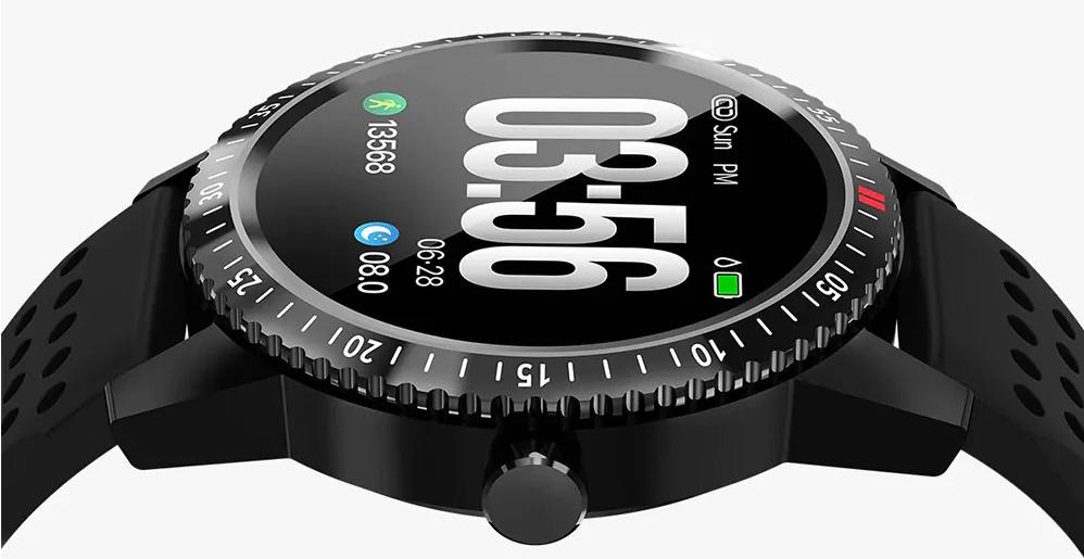 a65e85413 Alfawise T1: Lacné inteligentné hodinky z Číny, ktoré prevýšili naše  očakávania