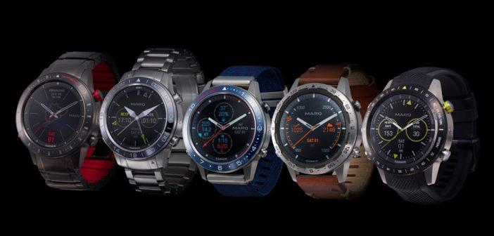 Garmin MARQ oficiálne  Nové inteligentné hodinky pre tých 94af5cbe5f0