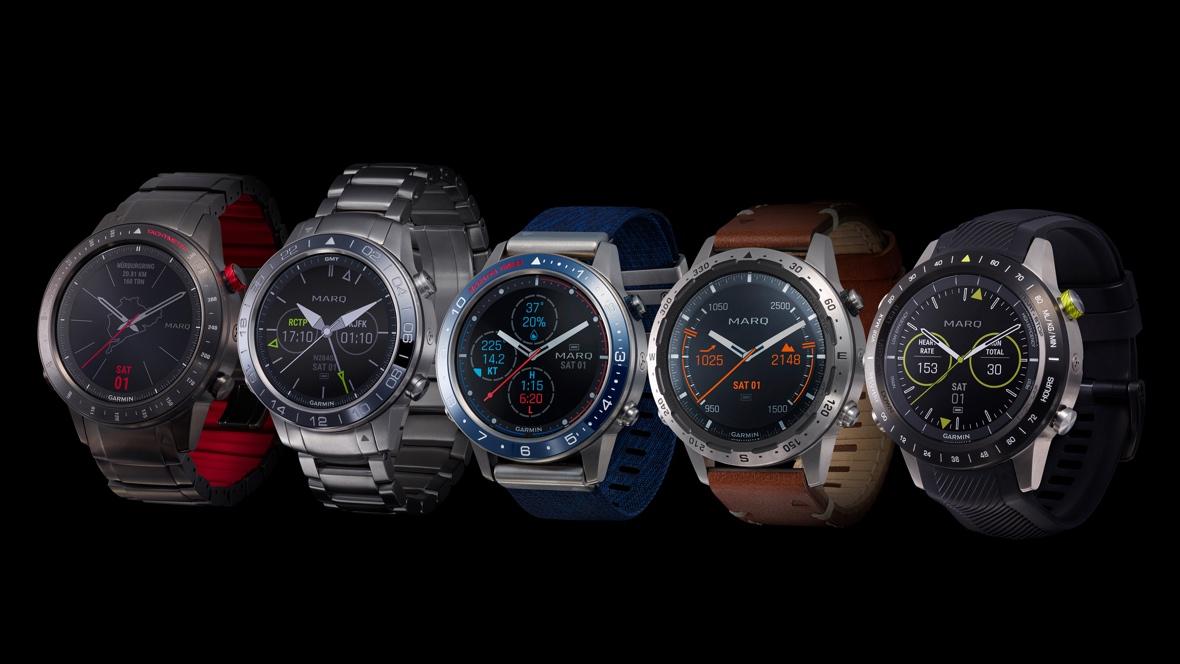 c4c200057 Garmin MARQ oficiálne: Nové inteligentné hodinky pre tých, ktorí sa radi  plavia, pretekajú, lietajú, skúmajú a športujú