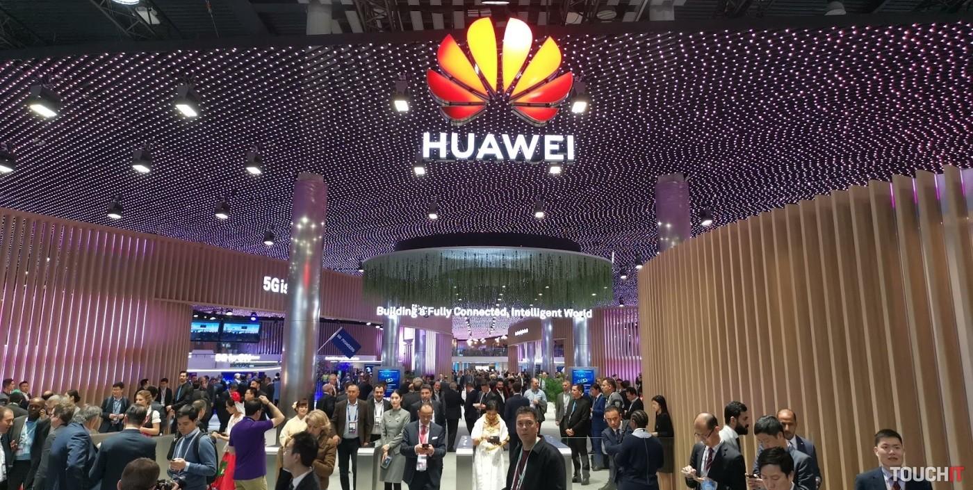 Huawei na MWC 2019
