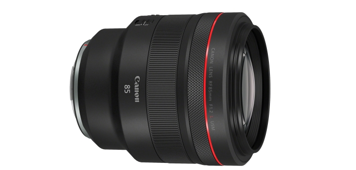 Canon introduces new generation of popular 85mm F1 2-L USM