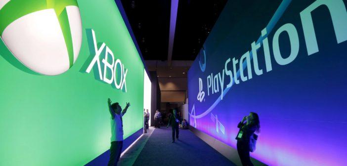 Xbox a PlayStation