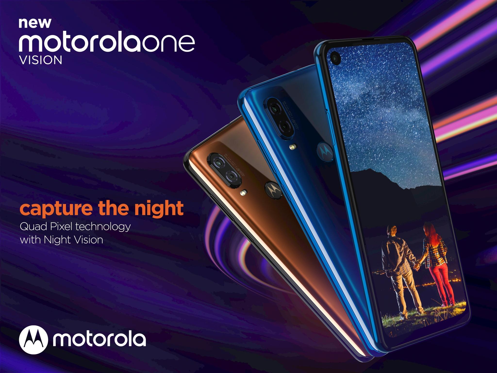 Motorola One Vision: Stylish, Safe, Secure – shilfa