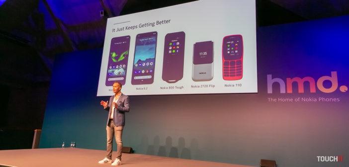 Nokia potešila vyznávačov klasických telefónov aj funkciami nabitých smartfónov