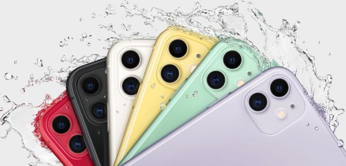 Apple predstavil nový iPhone 11: Náhrada za iPhone XR dostala dva snímače a extra dávku výkonu