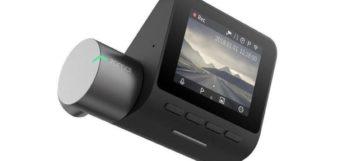 SÚŤAŽ: Vyhrajte kameru do auta Xiaomi 70mai Smart Dash Cam Pro