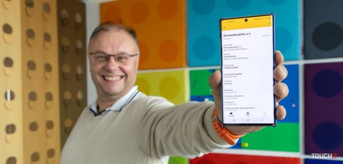 Ondrej odporúča: Aplikácia Slovenská pošta zjednoduší váš život (VIDEO TOUCHIT)