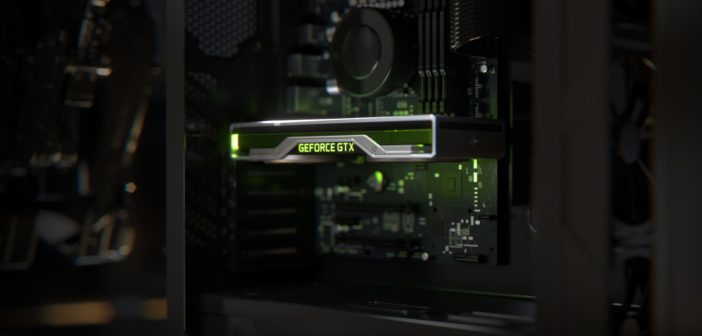 NVIDIA GeForce GTX 16. radu