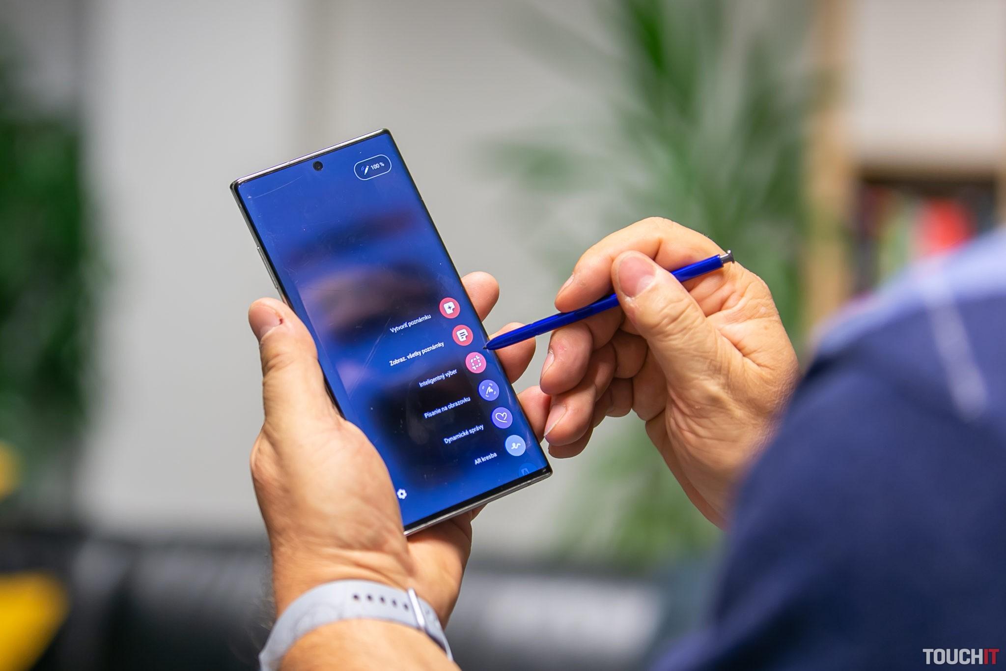 Galaxy Note10+ pero