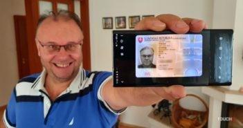 Občiansky preukaz v smartfóne