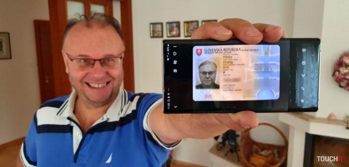 Exkluzívne: Občiansky preukaz už v mobile – vieme kedy a ako?