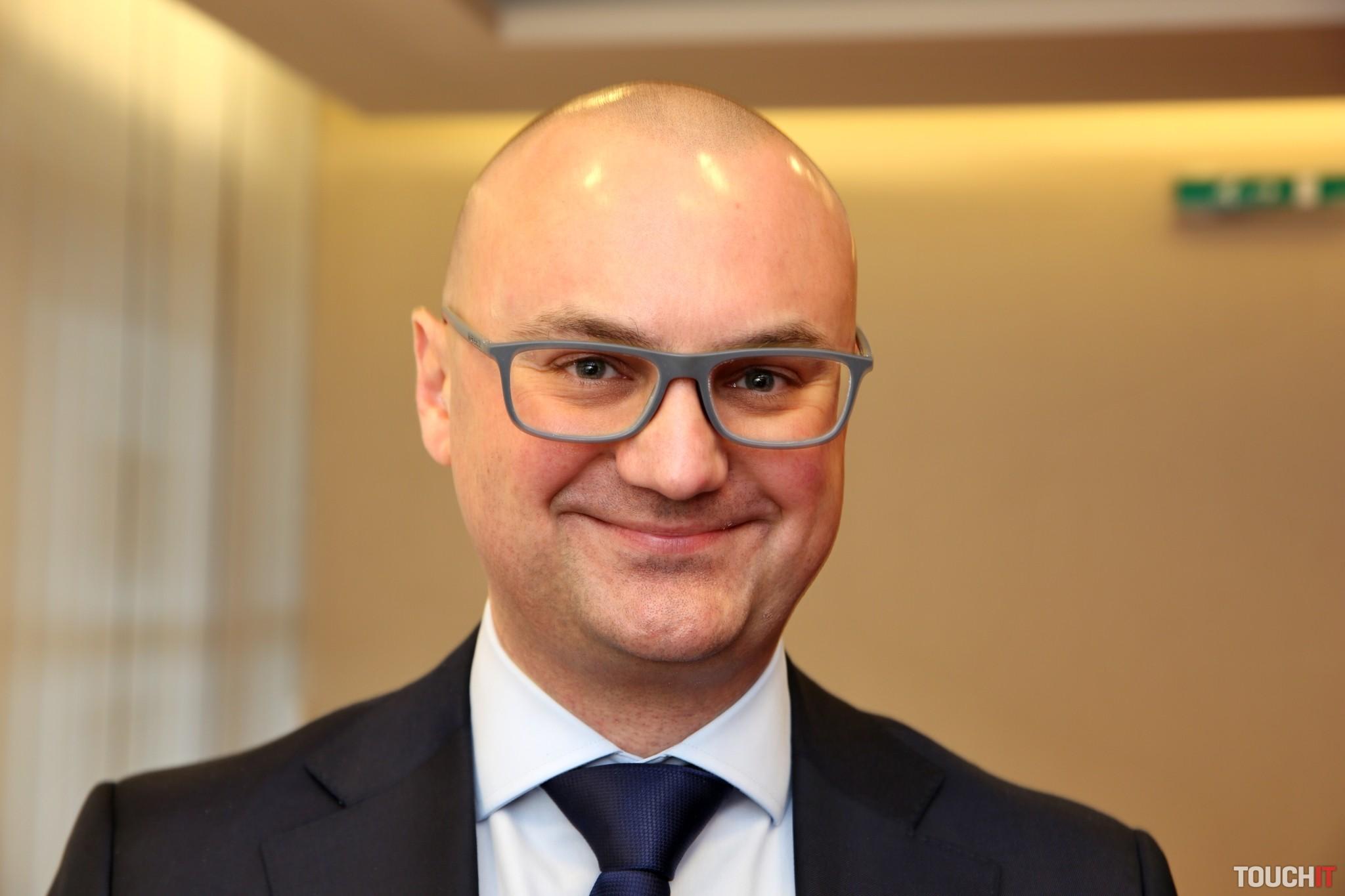 Rafał Jaczyński Huawei