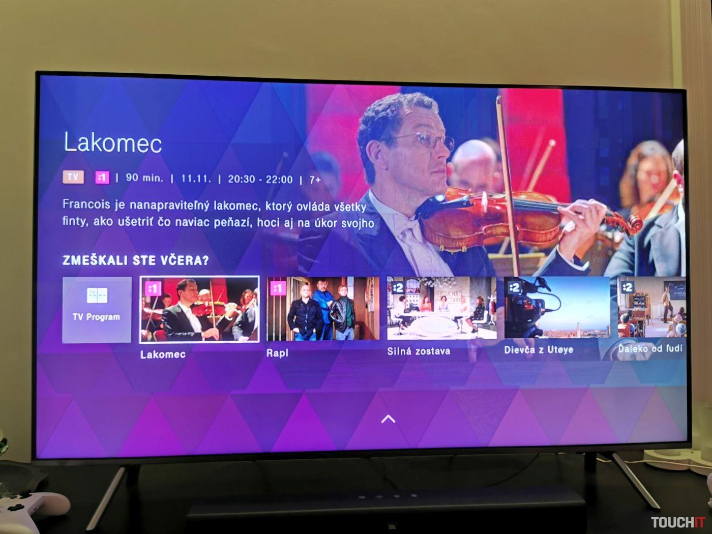 Magio GO pre Samsung TV