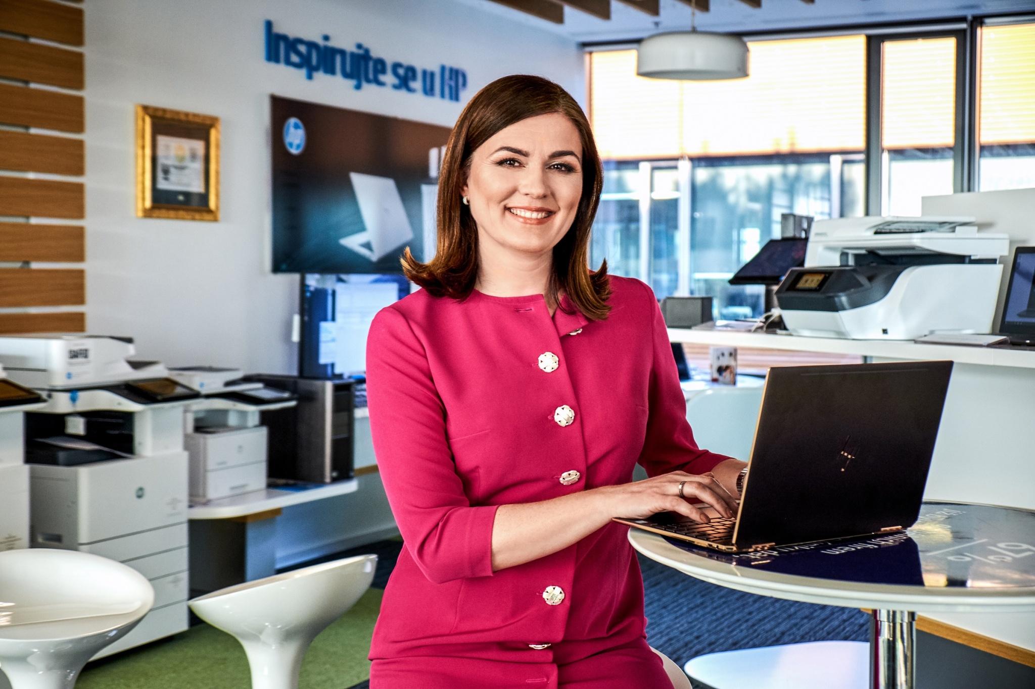 Erika Lindauerová, HP Inc.