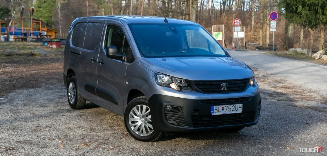 Peugeot Partner Furgeon