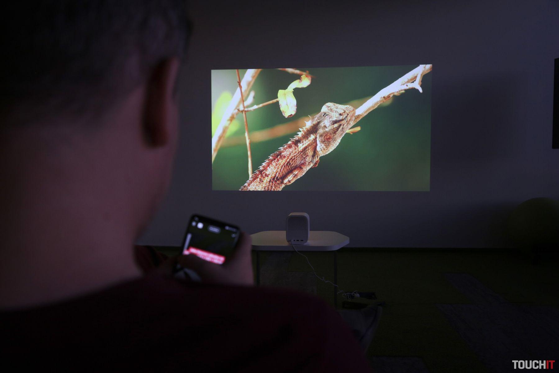 Xiaomi Mi smart projektor mini