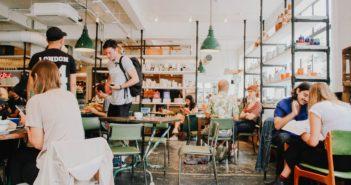 Wi-Fi v kaviarni