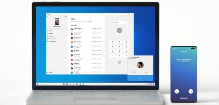 Windows 10 umožňuje telefonovať z vášho smartfónu