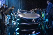 Mercedes VISION AVTR