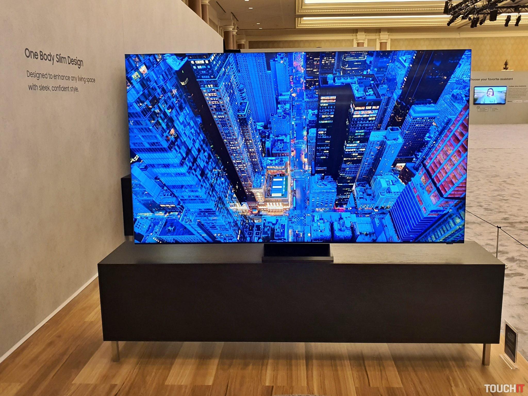 Samsung 8K QLED 2020 televízor Q950