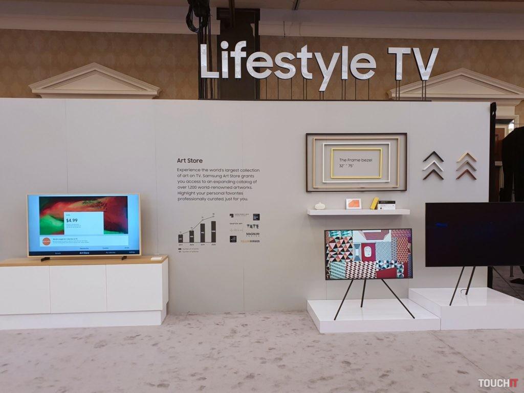 Samsung The Frame televízor